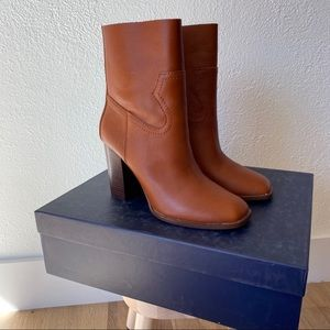 Splendid   Nero Tall Ankle Booties Western Boots